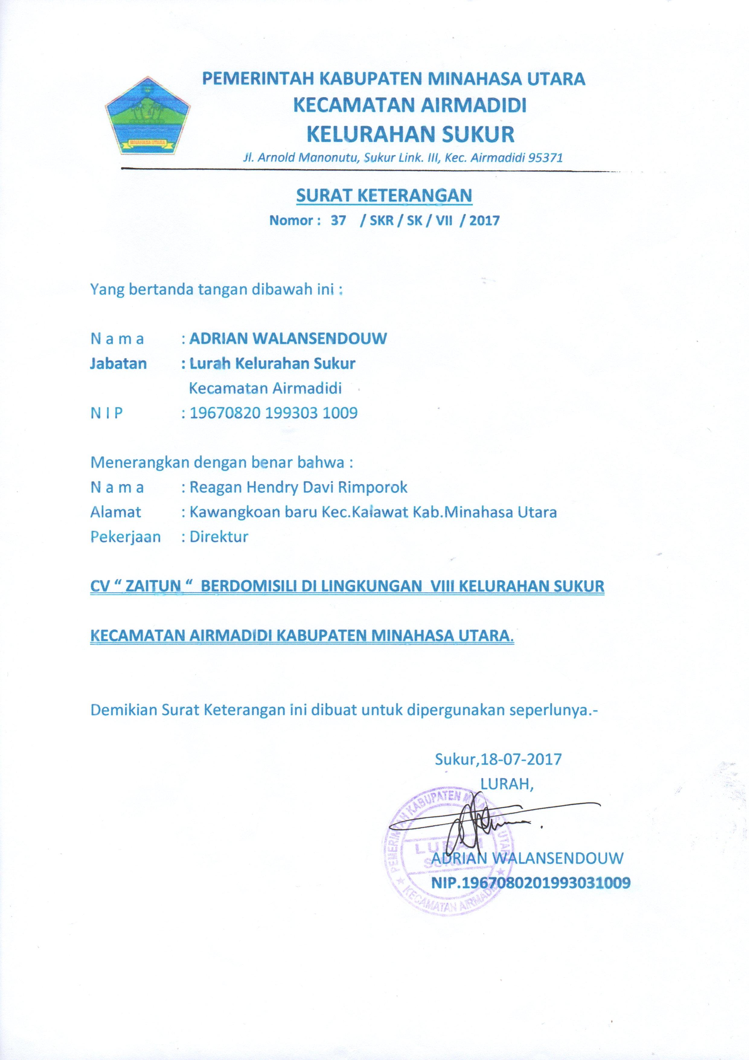 Legality Jasa Paket Ekspedisi Murah Manado