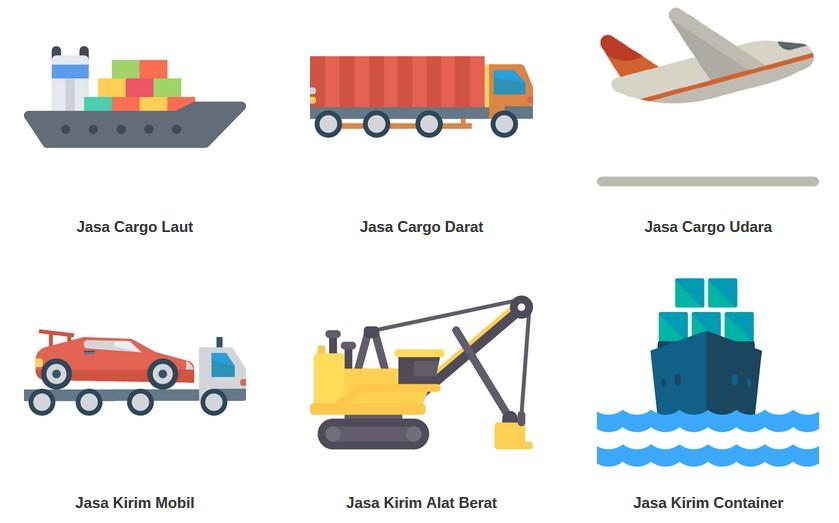 Layanan Ekspedisi Mobil Manado Jakarta Barat